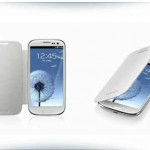 Flip Cover Case for Samsung Galaxy S3
