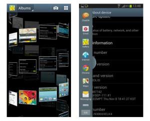 Android 4.1 Jelly Bean Видео Обзор