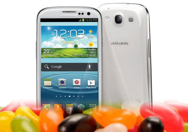 galaxy s3 android jelly bean Galaxy S3 Android 4.1.2 Jelly Bean update manually install guide