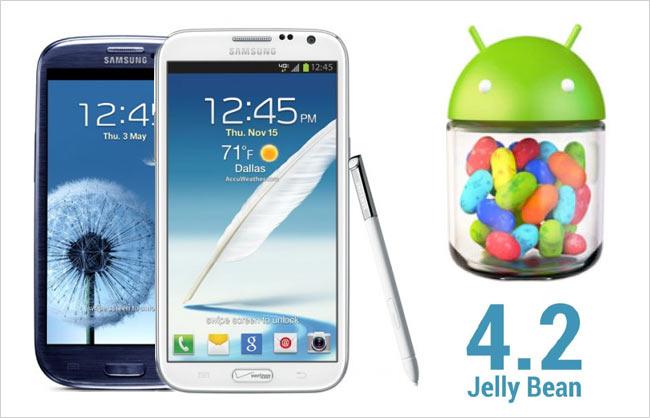 Galaxy S3 Software Update