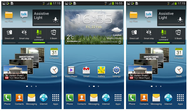 Galaxy S3 Android 4.2.1 Jelly Bean Update