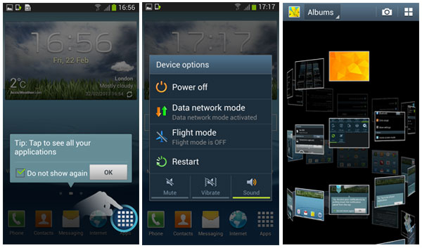 Samsung Galaxy S3 Android 4.2.1 Jelly Bean Update